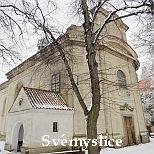 Svémyslice - kostel
