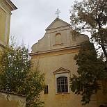 Brandýs nad Labem - kostel