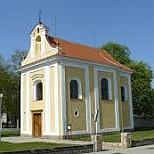Mratín - kostel